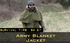 Here's a look at some clothing prototypes made from 100% wool US Army blankets Share this:MoreEmailPrintShare on Tumblr