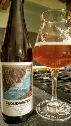 Cloudwater Red Ale. Watch the video beer review here…