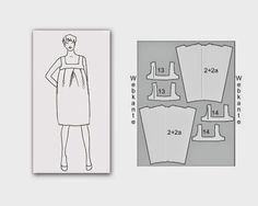 """yo elijo coser: Patrones gratis de vestido,blusa,falda y pantalón  """"board_id"""""""