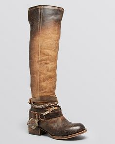 Shop for by Steven Tall Boots - Abbot by Freebird at ShopStyle. Now for Sold Out.