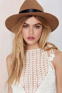 Brixton Tara Wool Hat