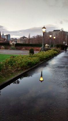 Iluminação Pública/ Glasgow- UK 12/2016
