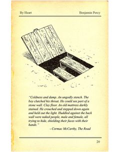 a literary review of the road a novel by cormac mccarthy Cormac mccarthy's the road,  the road by cormac mccarthy picador,  there's one literary figure who seems to have a copyright on desolation and futility,.