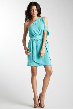 love this color :)  Blowout  EcoSkin Brisbayne Dress