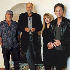 Fleetwood Mac in 2013. Lineup unchanged since 2003.