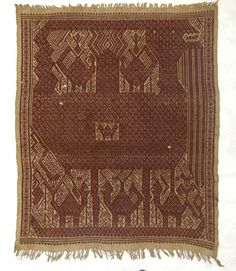Indonesian Textile E76372A