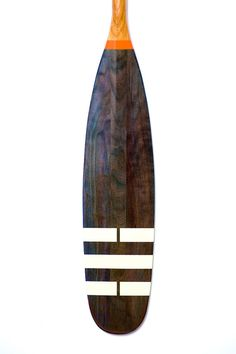 Elements series (Water) designer cherry wood canoe paddle/oar via Etsy