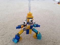 LEGO.com - Mixels - Gallery - TESLO + ZAPTOR + VOLECTRO + SLUMBO + LUNK + BALK