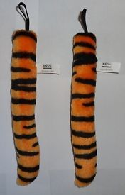 exxon tiger trays   Two Exxon / Esso Tiger Tails Put a Tiger in your Tank! CAR ACCESSORY ... Another of Dad's promotionals