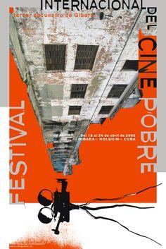 Nelson Ponce, Festival International del Cine Pobre, 2005