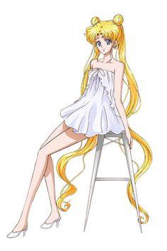 Sailor moon crystal, usagi tsukino