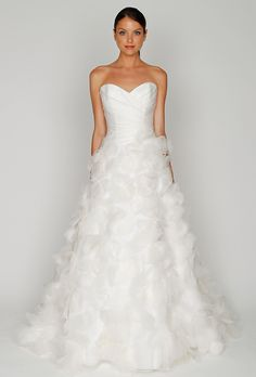 b2ce6f8ea158d Bliss by Monique Lhuillier : BL1211 Bridal Gown Styles, Wedding Dress  Styles, Designer Wedding
