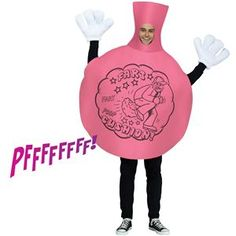 Whoopee Cushion Adult Unisex Costume with Sound FX Easy Costumes, Super Hero Costumes, Adult Costumes, Halloween Costumes, Trendy Halloween, Halloween 2018, Career Costumes, Movie Character Costumes, Party Expert