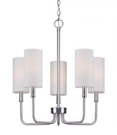 5 Light Chandelier : DZ2D   Lights Unlimited Inc.