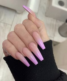 creative and newest acrylic nails designs for this year page 29 Coffin Nails coffin nails long Best Acrylic Nails, Summer Acrylic Nails, Acrylic Nail Designs, Summer Nails, Acrylic Nails Coffin Ombre, Colored Acrylic Nails, Fabulous Nails, Perfect Nails, Amazing Nails
