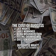 Be a Entrepreneur