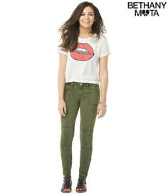 Bethany Mota Spring Collection. This is one of my fav. Outfits from her collection!