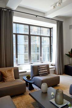 #Huys #NY #PietBoon #interior #binnenkijken #cmore www.leemconcepts.blogspot.nl