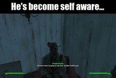 Fallout 4 | Preston Garvey
