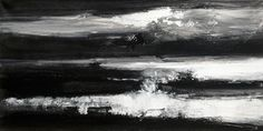 John Virtue - Works available from Marlborough Fine Art London, UK (John Virtue paintings, plastic arts, fine arts,visual arts)