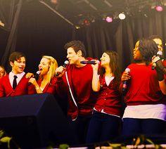 Glee will never be the same. So sad!