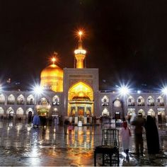 Shrine of Imam Reza  Iran