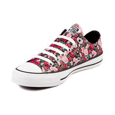 roses are red, these shoes are too; I just gotta say I really ♡ you.