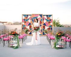 Retro Home Decor Modern Meets Bohemian Wedding Inspiration.Retro Home Decor Modern Meets Bohemian Wedding Inspiration Wedding Trends, Wedding Designs, Wedding Blog, Wedding Styles, Boho Wedding, Wedding Art, Backdrop Design, Photo Booth Backdrop, Wedding Colors