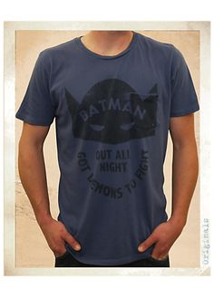 Super classic; great shirt!