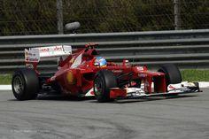 Fernando Alonso, Ferrari, Sepang, 2012