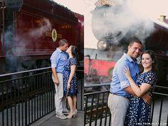 diagon alley & hogsmeade engagement photos - emilyrgilbert.com