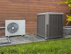 Top 7 Air Conditioning Tutorials You Need to Read!: Central Air Conditioning Unit and Heat Pump Maintenance Air Conditioning Services, Air Conditioning Units, Heating And Air Conditioning, Heat Pump Cost, Heat Pump System, Cooling System, Hvac Maintenance, Ac Units, Heating And Cooling