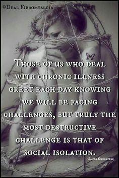 Chronic illness ~