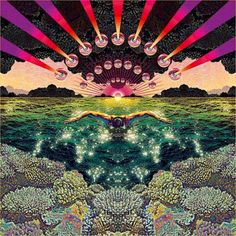 Beach psychedelic ☮ Hippie Style ☮