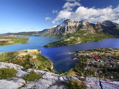 Waterton Lakes National Park is at once a UNESCO World Heritage Site, an International Peace Park and a Biosphere Reserve. Located in Southwestern Alberta, Waterton Lakes is the smallest of Canada's Rocky Mountain parks.  Getty Images/iStockphoto