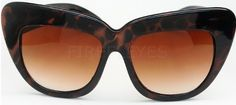 Gorgeous Retro Vintage Classic Womens Cat Eye Sunglasses Brown Tortoise by dc-store. $9.95. 100% UV 400 protection. Classic. Retro / Vintage Style. Made from high qulity materials. Elegant and Classic Cat Eye Sunglasses in tortoise / brown color. Made from high quality materials.  These cat eye sunglasses have a classic form and look. These trendy sunglasses features styles that speak fashion, are elegant and designed to accentuate woman's individuality.  These sunglasses feat...