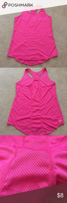 Workout tank Danskin dry more tank size large. Never worn, no tag. Pet and smoke free home Danskin Tops Muscle Tees