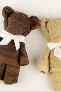 9 Adorable DIY Baby Shower Gifts Even the Least Crafty Lady Can Make via @PureWow