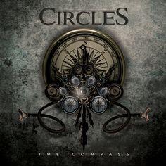 "Circles 2011 release ""The Compass"" Compass Circle, Compass Art, Compass Tattoo, Post Metal, Music Online, Good Find, Progressive Rock, Film Music Books"