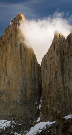 Patagonia, Torres del Paine National Park - Chile