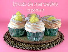 Yummy Sweets Recipe: Brazo de Mercedes Cupcakes Recipe