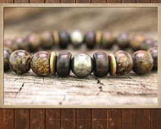 ■■■■■■■■■■■■■■■■■■■■■■■■ Mala OVERVIEW This mens buddha bracelet from our mala beads bracelet collection is a precious tool designed to help humans restore wholistic balance. Its complete with a gemstones & chakras infocard, a user-friendly user guide and an infographic on its
