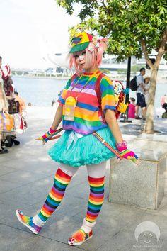 Pin on Decora Kei Pin on Decora Kei Harajuku Girls, Harajuku Fashion, Japan Fashion, Kawaii Fashion, Cute Fashion, Look Fashion, India Fashion, Alternative Mode, Alternative Fashion