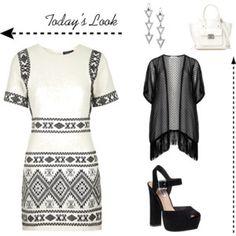 Today's Look: II