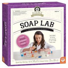 Mindware Science Academy Soap Lab : Target
