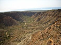 Cape Range National Park, Exmouth, Western Australia