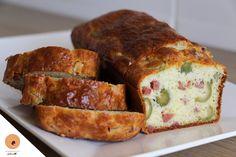 #LGDK : Cake salé Jambon & Olives