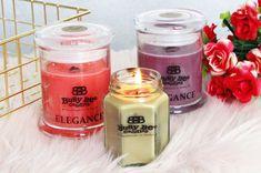 Nádherné sójové sviečky Busy Bee Candles v množstve vôňí nájdete na našom e-shope ♥ #kouzlokoupele #prirodnakozmetika #handmade #crueltyfree #veganfriendly #vonnevosky #sojovesvicky #sviecky #kuzlokupela