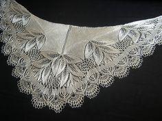 Knitting Stories by Venera: Две майские шелковые шали!