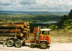 Scammell Crusader in New Zealand